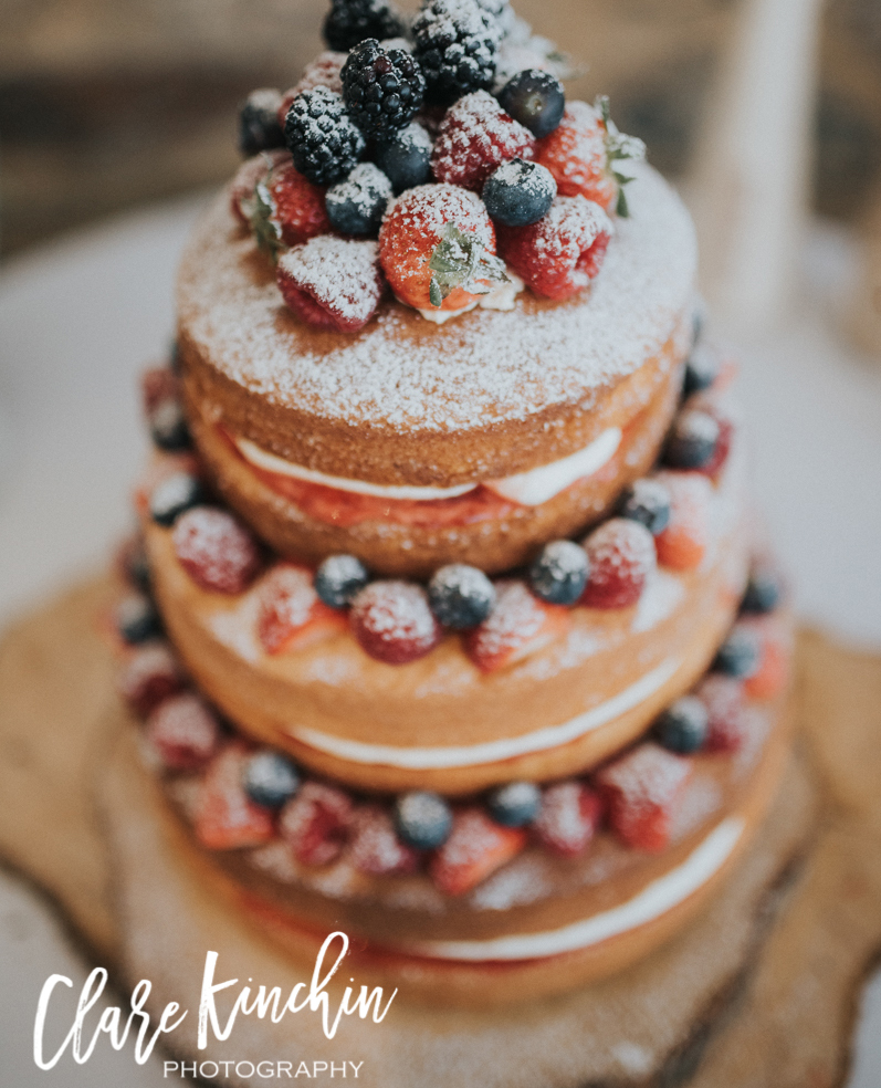 Cakes - Wedding Cakes by Trevenna Wedding Venue Cormwall