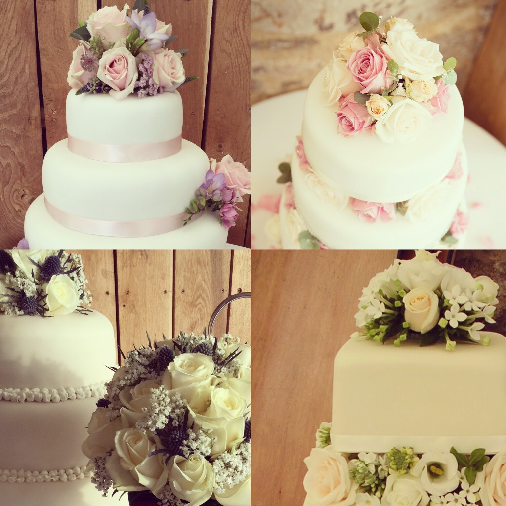 Cakes - Wedding Cakes by Trevenna Wedding Venue Cornwall